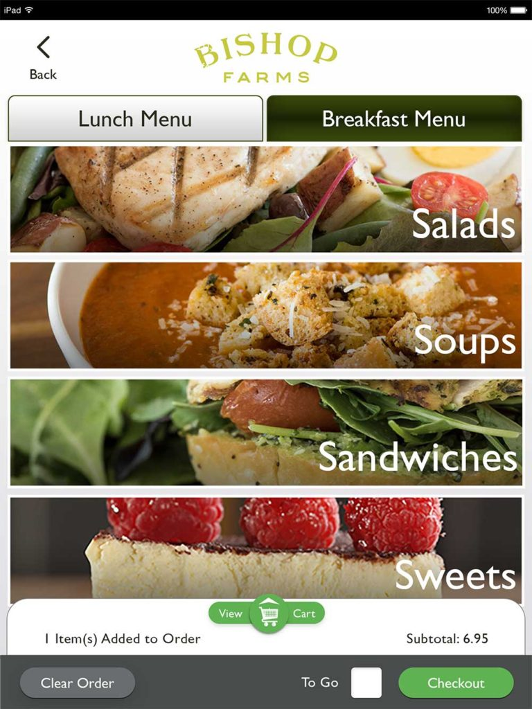 eTouchMenu - Family Entertainment Digital Ordering Solutions